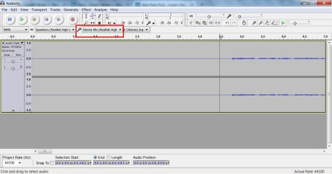 2015-03-03 - Cleaning Up Audio - Grabbing