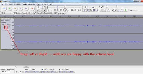 2015-03-03 - Cleaning Up Audio - Volume